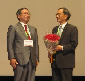 Kiyoshi Fukui presentation to Andy Wang _27 Nov 2015